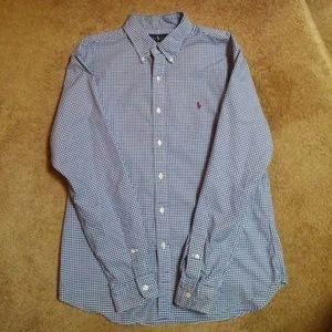 Polo Ralph Lauren Slim Fit Button Down Shirt